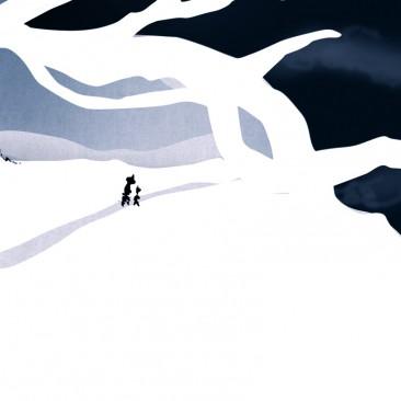 Pihl & Bisgaard: Vinterbilleder